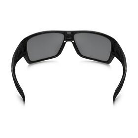 Oakley Turbine Rotor Sunglasses ghost text/black iridium